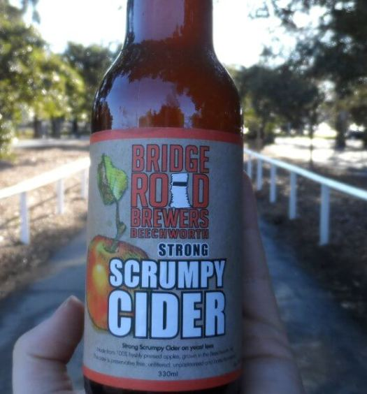 Bridge Road Brewers Strong Scrumpy Cider