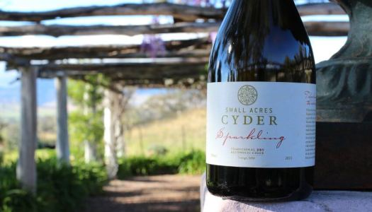 Small Acres Cyder – Sparkling Traditional Dry