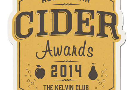 2014 Australia Cider Awards Go To…