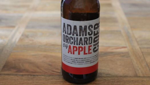 Adams Orchard Apple Cider