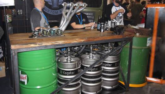 Behind the Pint: Kegstar