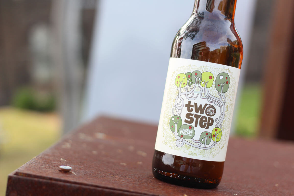 Two Step Cider
