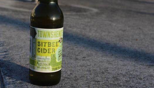 Townshend Sitbee Cider