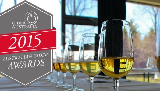2015 Cider Australia Awards Results