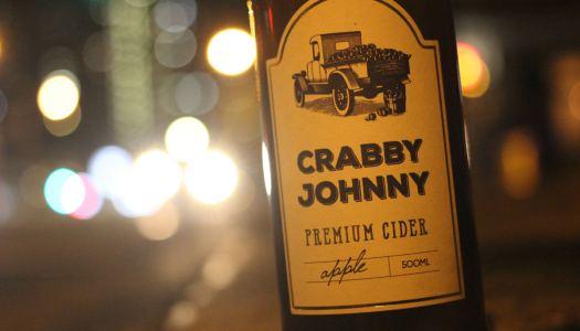 Crabby Johnny Premium Cider
