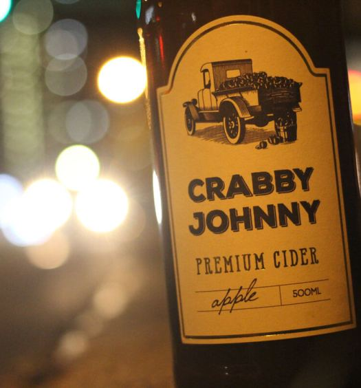 Crabby Johnny cider review