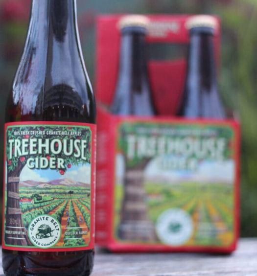 Treehouse Cider by Granite Belt Cider Company