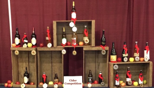 California Cider Competition & MASICC Announce Winners for 2016 Competitions