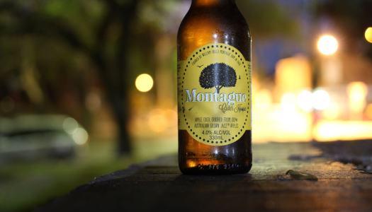Montague Jazz Apple Cider