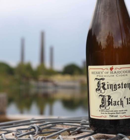 Henry of Harcourt Kingston Black 2015