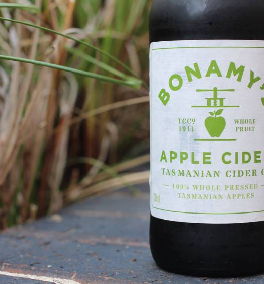 Bonamy's Apple Cider