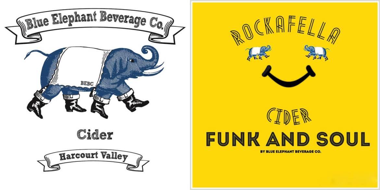 Blue Elephant Rockafella