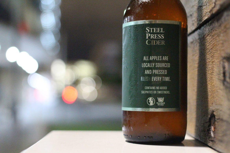 Steel Press Cider Brew Dry
