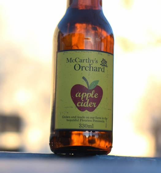 McCarthy's Orchard Apple Cider