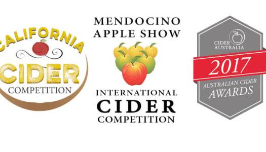 Australian, Californian & Mendocino International Cider Competitions