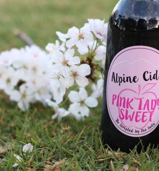 Alpine Cider Pink Lady Sweet