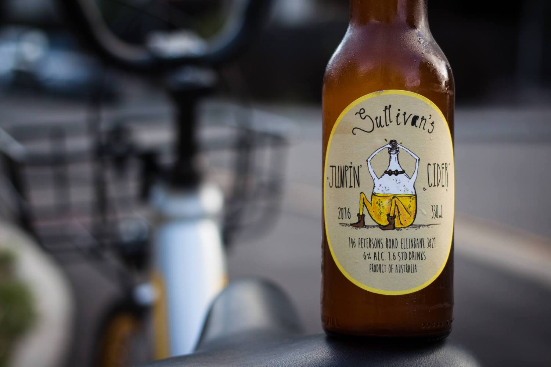Sullivan's Jumpin' Cider