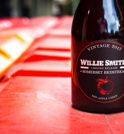 Willie Smith's Somerset Redstreak