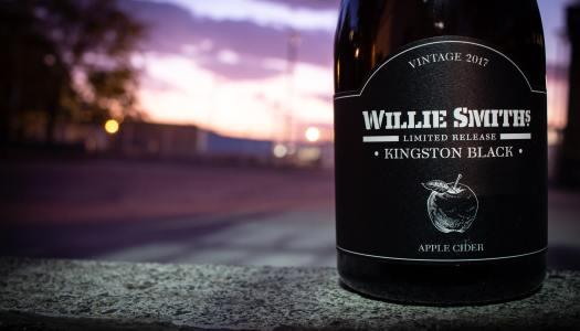 Willie Smith's Kingston Black