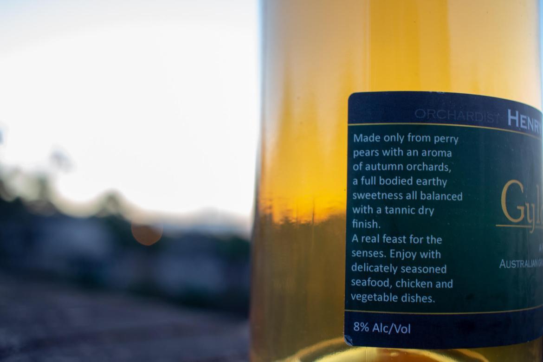 Gylden Paere cider