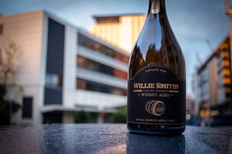 Willie Smiths Whisky Aged cider