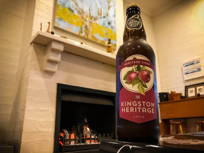 Cheeky Grog Co Kingston Heritage Cider