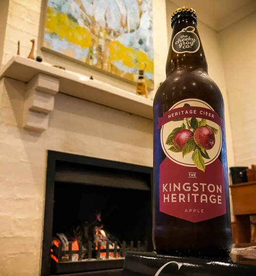 Cheeky Grog Co Kingston Heritage Cider
