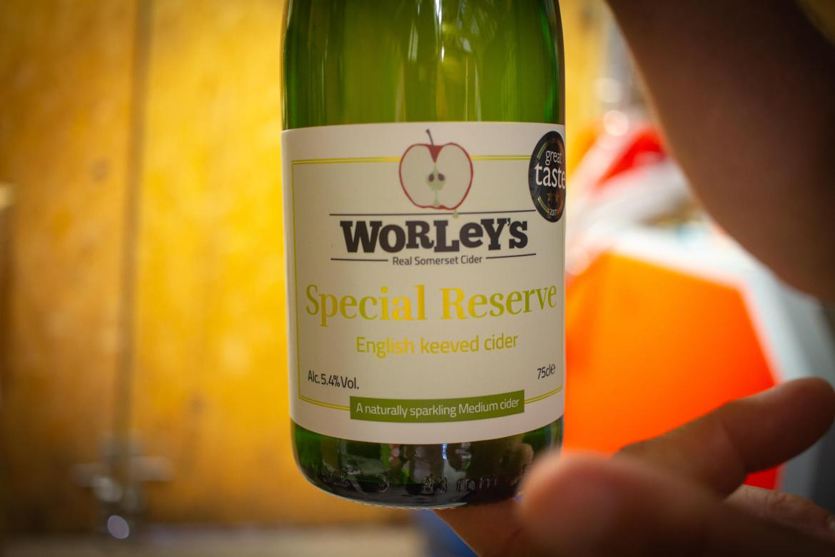 Worleys Special Reserve