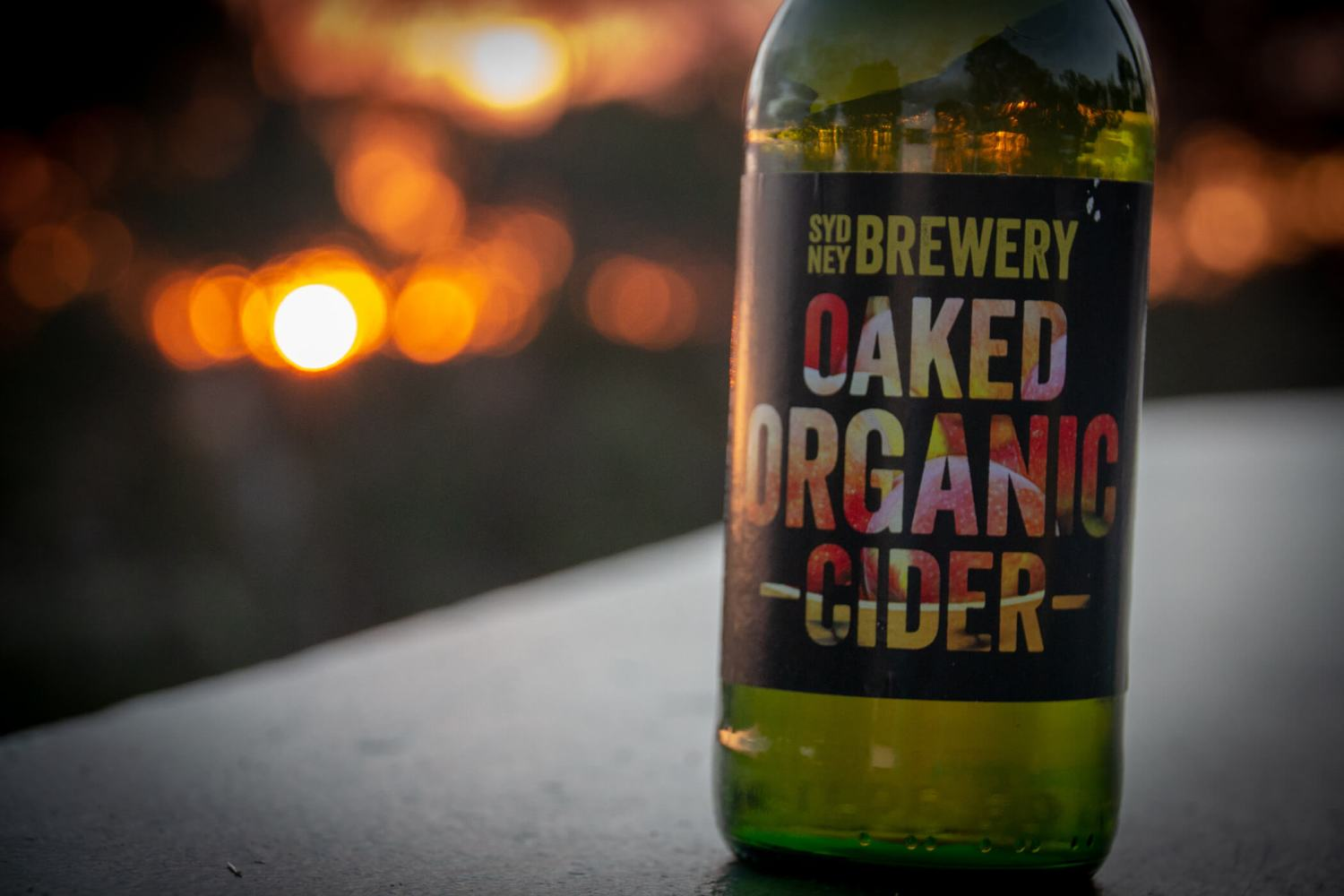 Sydney Brewery Organic Oaked Cider