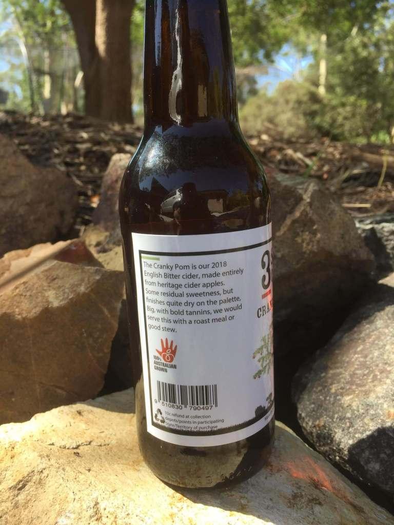 Cranky Pom 100% Australian Cider