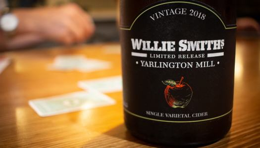 Willie Smith's Yarlington Mill 2018