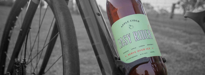 Rusty Bike Wines Easy Rider Apple Cider