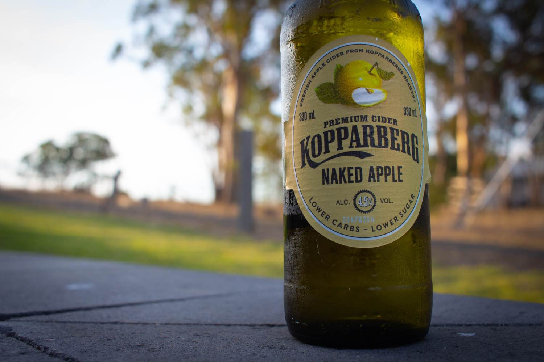Kopparberg Naked Apple