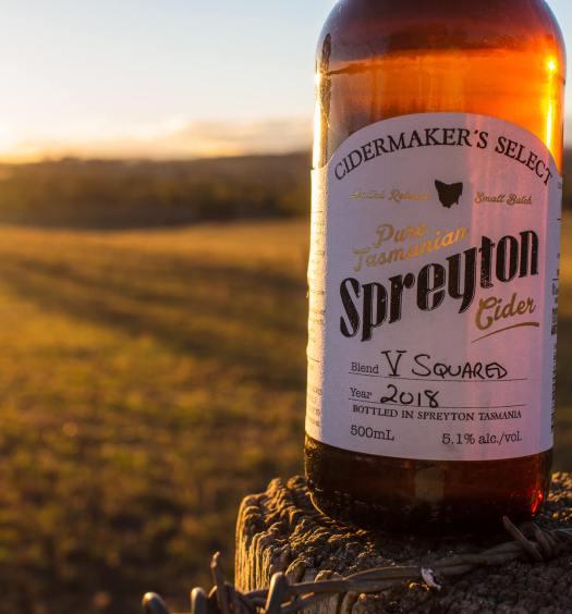 Spreyton Cider Makers Select V Squared 2018