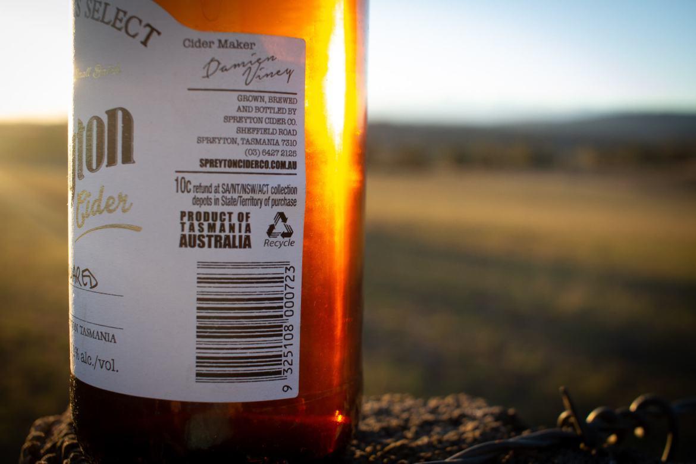 Spreyton Cider Makers Select V Squared