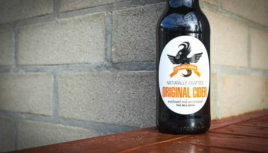 Flying Brick Original Cider