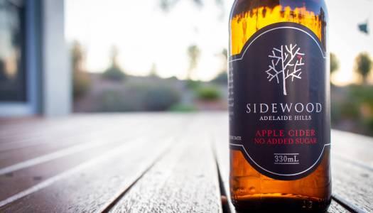 Sidewood Cider