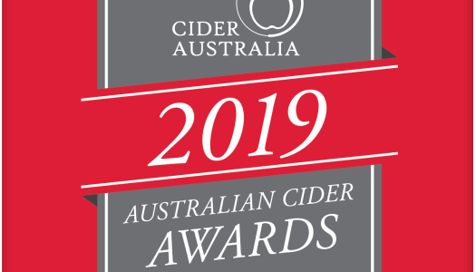 2019 Australian Cider Awards