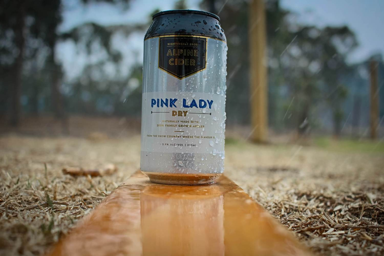 Alpine Cider Pink Lady Dry