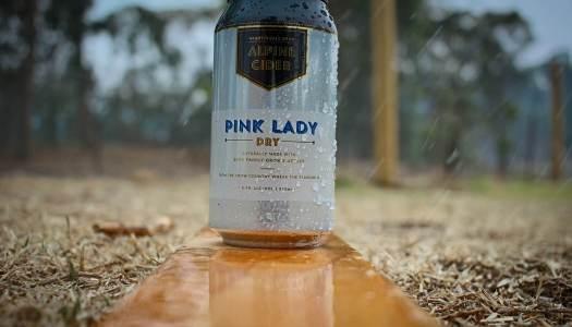 Alpine Cider – Pink Lady Dry Cider