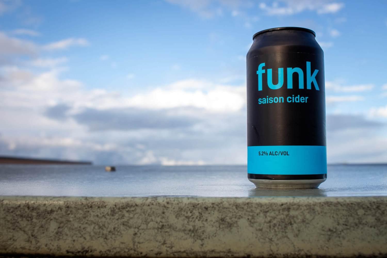 Funk Cider Saison