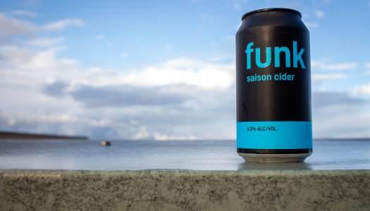 Funk Saison Cider