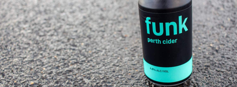 Perth cider By Funk Cider