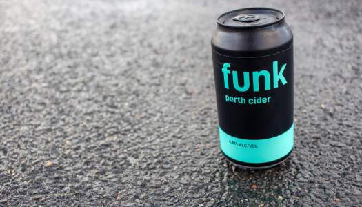 Perth Cider by Funk Cider