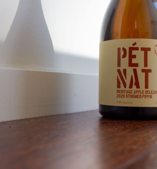 Willie Smiths Pet Nat Sturmer Pippen Cider