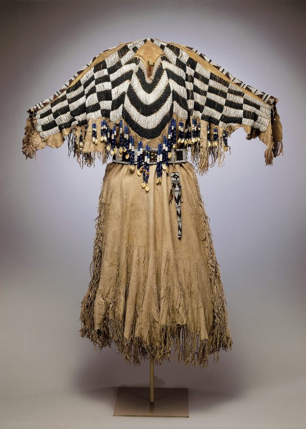 Metropolitan Museum Exhibits Rare Collection Of Native