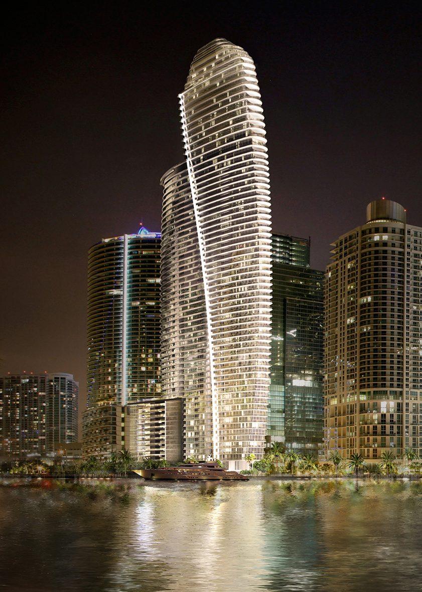 Aston Martin Enters the Luxury Real Estate Market With New Miami Tower