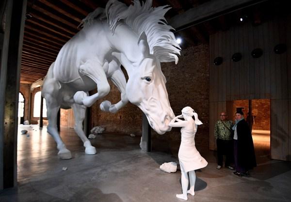 Venice Biennale Artist 2017