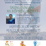 Charla-conferencia: Sailing Living Lab an Inspiring Project