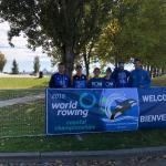 Málaga presente en el Campeonato del Mundo de Remo de Mar con el RCM